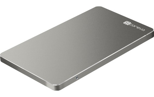 "Aperçu 0: Storeva Arrow Type C USB 3.1 Space Grey 2,5"" 2 To"
