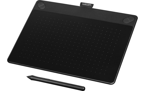 Aperçu 0: Wacom Intuos Art Black Pen & Touch Small