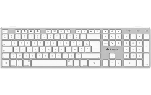 Aperçu 0: Kanex MultiSync - Clavier AZERTY Bluetooth pour iPhone/iPad/iMac