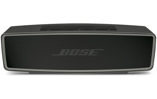 Aperçu 3: Bose SoundLink Mini II Bluetooth Noir + Protection souple rouge offerte
