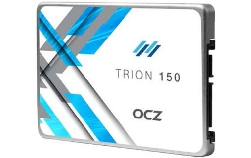 Aperçu 0: OCZ TRION 150 DISQUE FLASH SSD INTERNE 2,5'' 240 GO SATA III BLANC TRN