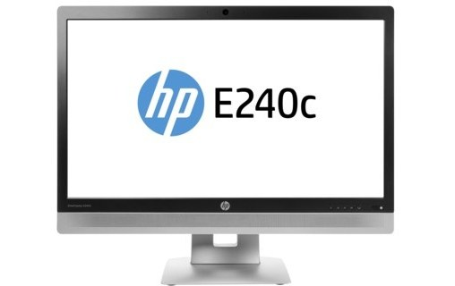 Aperçu 0: HP ELITEDISPLAY E240C ECRAN PC 24 '' (60.45 CM) 1920 X 1080 7 MILLISEC