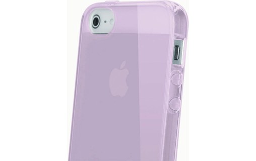 "Aperçu 2: Coque ""Aquarelle"" APPLE IPHONE 5S / IPHONE SE Violet"