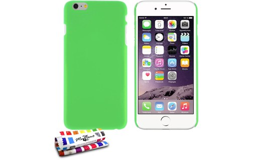 "Aperçu 0: Coque rigide ""Le Pearls"" APPLE IPHONE 6 PLUS Vert"