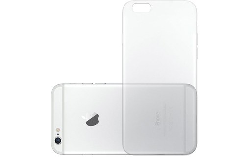 "Aperçu 4: Coque + 3 Films APPLE IPHONE 6 PLUS ""Aquarelle"" Transparent"