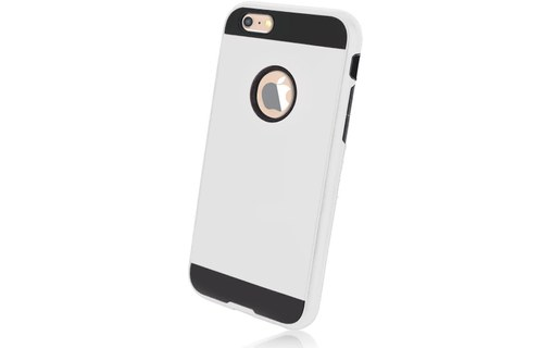 "Aperçu 2: Coque ""Le Dandy"" + 3 Films APPLE IPHONE 6 / 6S Blanc"