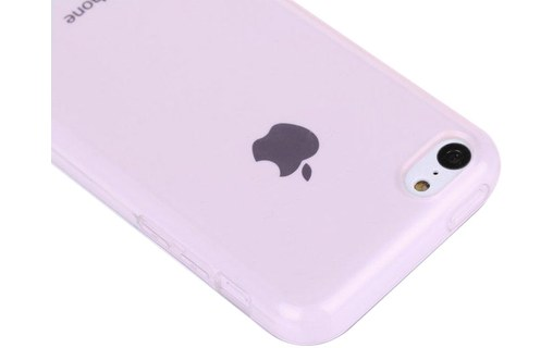 "Aperçu 2: Coque ""Aquarelle"" APPLE IPHONE 5C Rose"