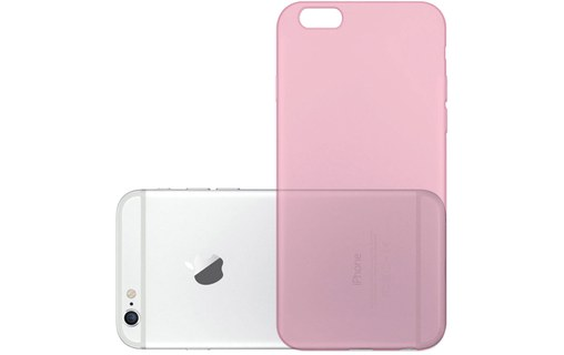 "Aperçu 4: Coque ""Aquarelle"" APPLE IPHONE 6 PLUS 5.5 POUCES Rose"