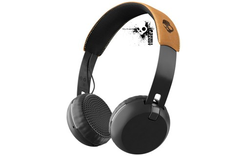 Aperçu 3: Casque Bluetooth® 4.1 Skullcandy GRIND